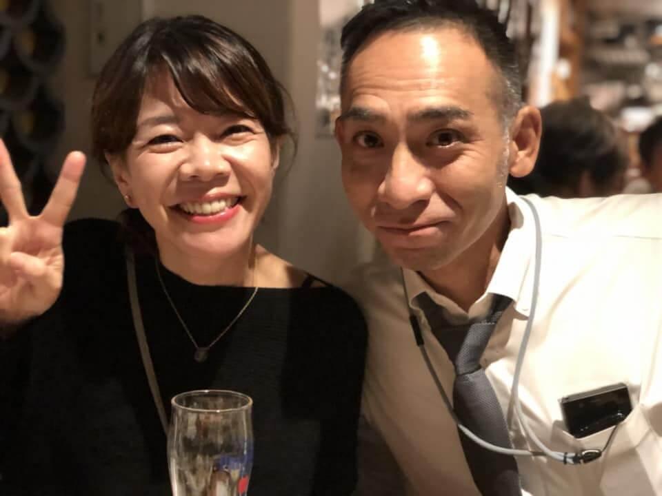 吉田紫磨子ご夫妻