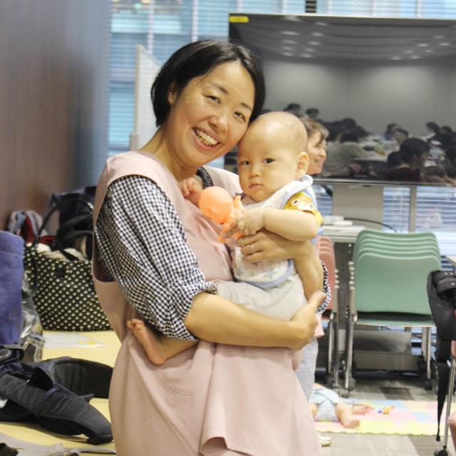 産後ドゥーラ 抱っこボランティア
