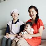 「産後ケアは贅沢ではなく、当たり前のこと。そんな世の中になってほしい」